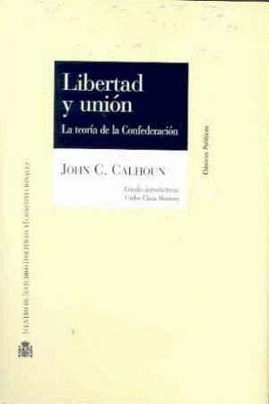 9788425914782: Libertad y unión