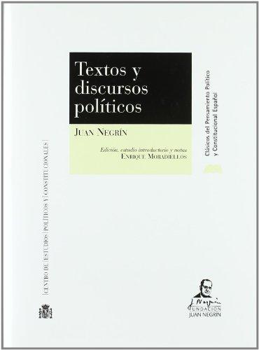 9788425914911: Textos y discursos politicos
