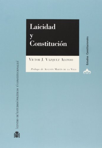 9788425915420: Laicidad y constitucion