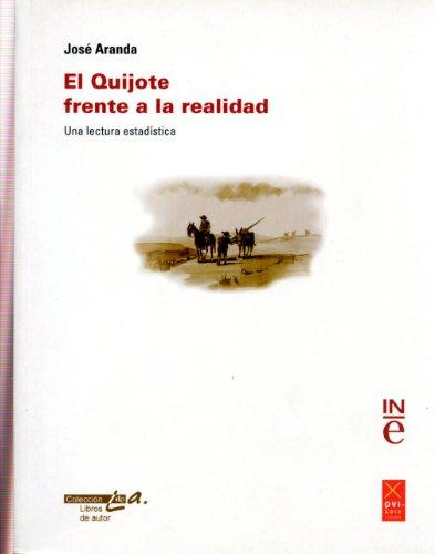 9788426037077: El Quijote frente a la realidad: una lectura estadística