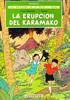 9788426100085: LA ERUPCION DEL KARAMAKO(CARTONE)
