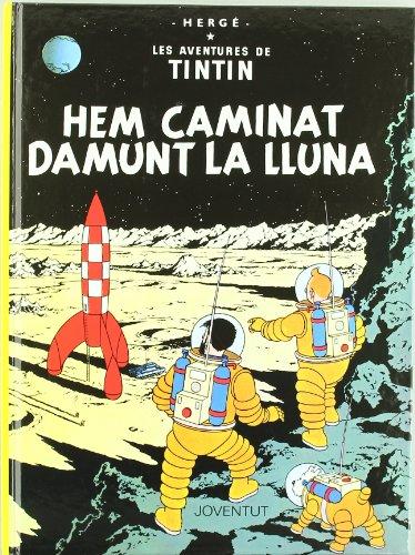 9788426100146: HEM CAMINAT DAMUNT LA LLUNA (LES AVENTURES DE TINTIN CATALA)