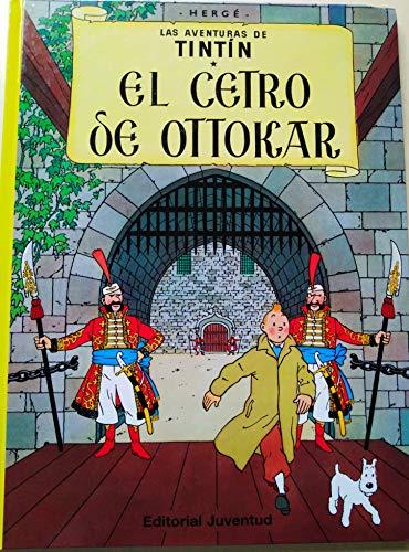 9788426102751: Las aventuras de Tintin: El cetro de Ottokar