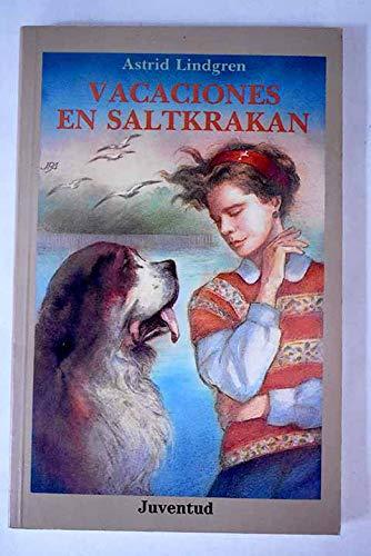 9788426103666: Vacaciones en saltkrakan