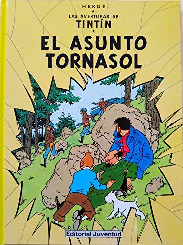 9788426103819: El Asunto Tornasol (LAS AVENTURAS DE TINTIN CARTONE)