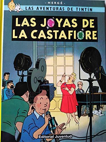 9788426103833: C- Las joyas de la Castafiore (LAS AVENTURAS DE TINTIN CARTONE)