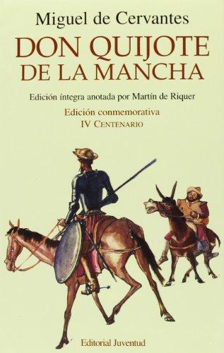 9788426104724: Don Quijote de La Mancha (Grandes libros)