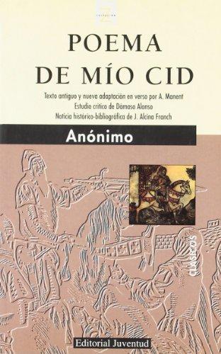 Poema de Mio Cid (Spanish Edition): Anonimo