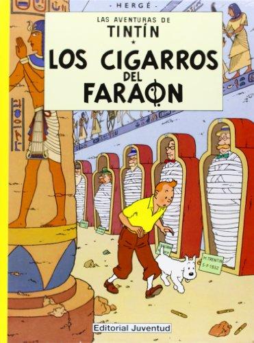 9788426107770: C- Los cigarros del faraón (LAS AVENTURAS DE TINTIN CARTONE)