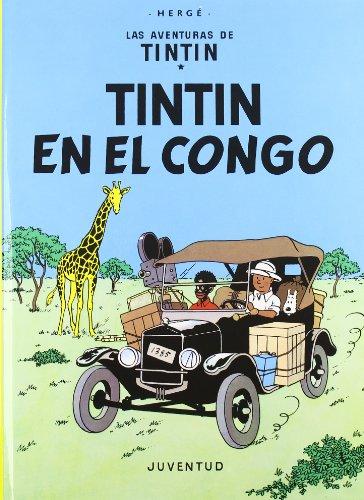 9788426107787: Tintin en el Congo (en espagnol). Las aventuras deTintin