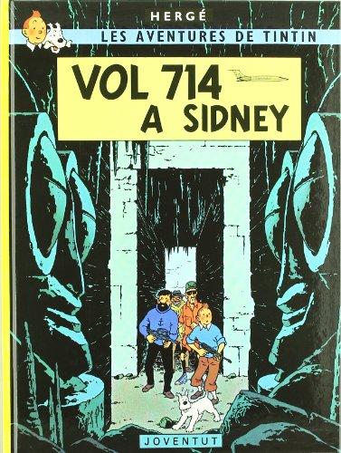 9788426108111: Vol 714 a Sidney (LES AVENTURES DE TINTIN CATALA)