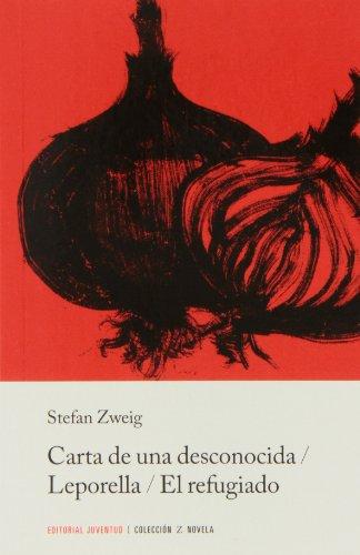 Carta de una desconocida (Paperback): Stefan Zweig