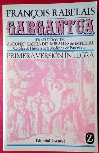9788426111203: Gargantua y pantagruel