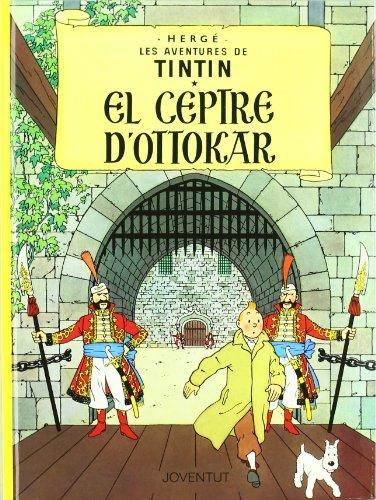 9788426111784: El ceptre d'Ottokar (LES AVENTURES DE TINTIN CATALA)