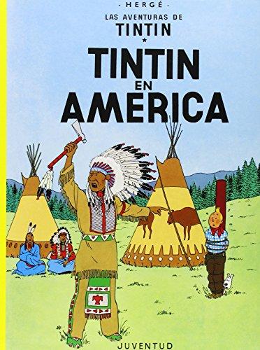 9788426114006: R - Tintín en América (LAS AVENTURAS DE TINTIN RUSTICA)