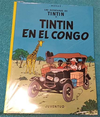 9788426114013: Tintin - En El Congo Tapa Dura