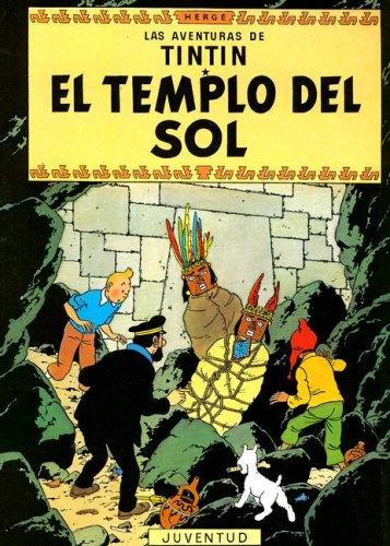 9788426114051: Las Aventuras de Tintin el Templo del Sol (Spanish Edition)