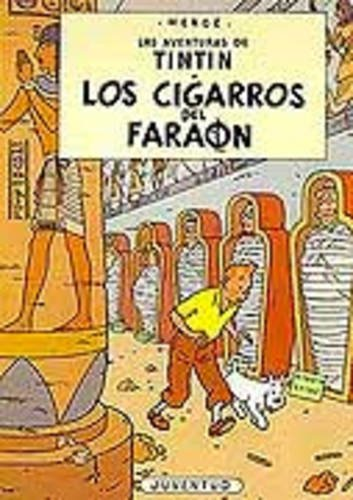 Los cigarros del faraon / Cigars of: Herge