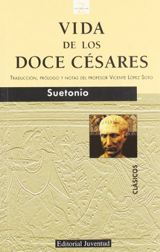 9788426115126: Vida de Los Doce Cesares (Spanish Edition)