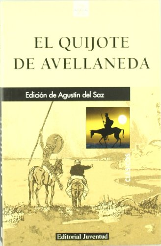 9788426116970: Z El Quijote de Avellaneda (CLASICOS)