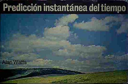 9788426117250: Prediccion Instantanea del Tiempo (Spanish Edition)