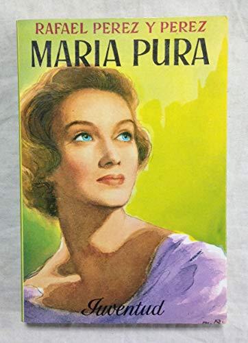 9788426120861: Maria Pura (Spanish Edition)