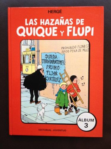 9788426122797: Las Hazanas de Quique y Flupi