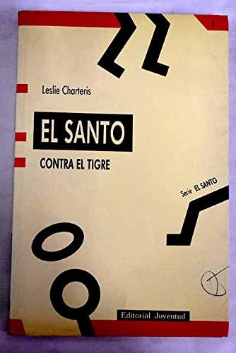 9788426125057: SANTO CONTRA EL TIGRE,EL