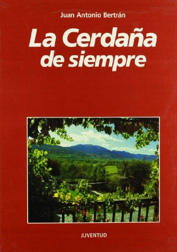 9788426126603: La Cerdaña de siempre (TEMAS DIVERSOS)