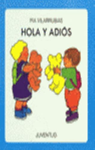 Qué pasa?, Hola y adiós: Vilarrubias Codina, Pia
