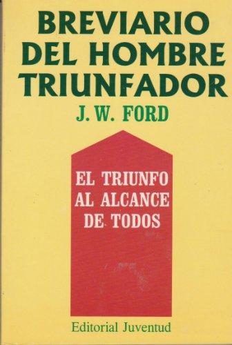 9788426127495: Breviario del Hombre Triunfador