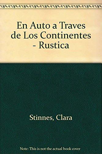 9788426128089: En Auto a Traves de Los Continentes - Rustica