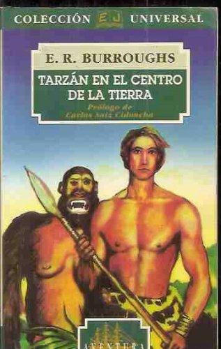 9788426128188: Tarzan en el centro de la tierra