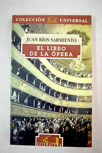 9788426128379: Libro de la opera