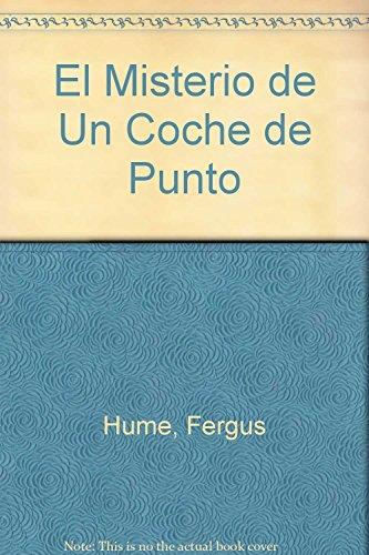 9788426128423: El Misterio de Un Coche de Punto (Spanish Edition)