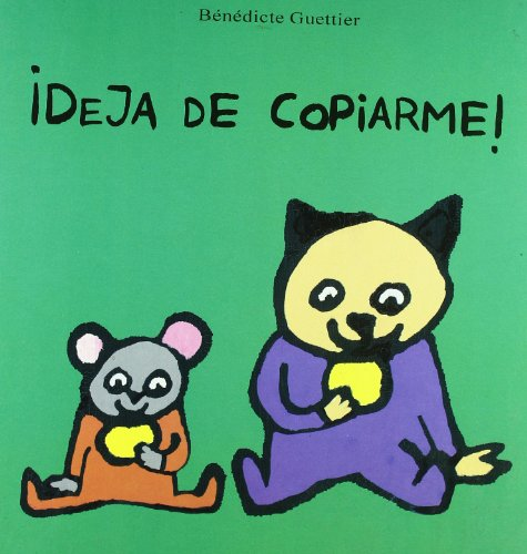 9788426129734: Deja de Copiarme? (Spanish Edition)