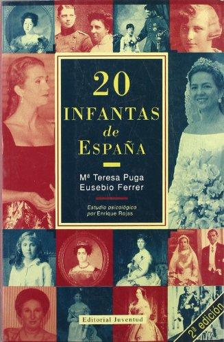 9788426130846: 20 INFANTAS DE ESPAÑA
