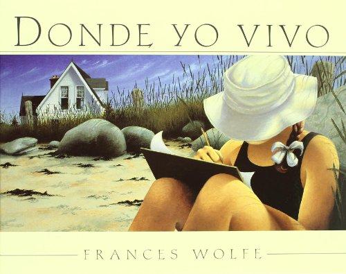 9788426132307: Donde Yo Vivo/ Where I Live (Spanish Edition)