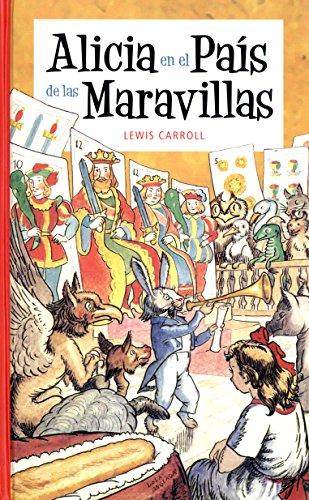 9788426132857: ALICIA EN EL PAIS DE LAS MARAVILLAS (COLECCION JUVENTUD)
