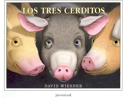 Los tres cerditos (Spanish Edition): Wiesner, David