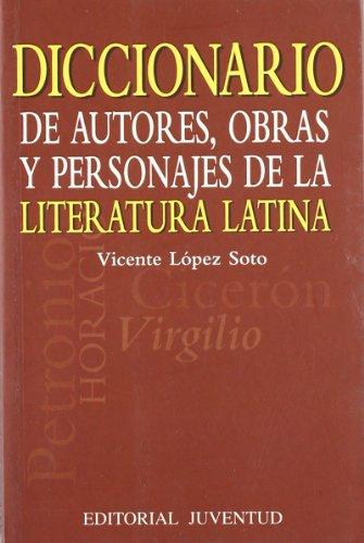 9788426133106: Diccionario de autores,obras y personajes de la literatura latina