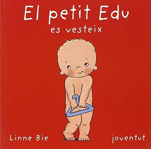 9788426134219: El petit Edu es vesteix (EL PEQUEÑO EDU)