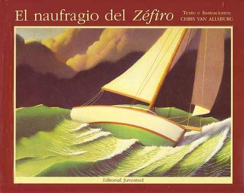 9788426135599: El Naufragio del Zefiro (Spanish Edition)