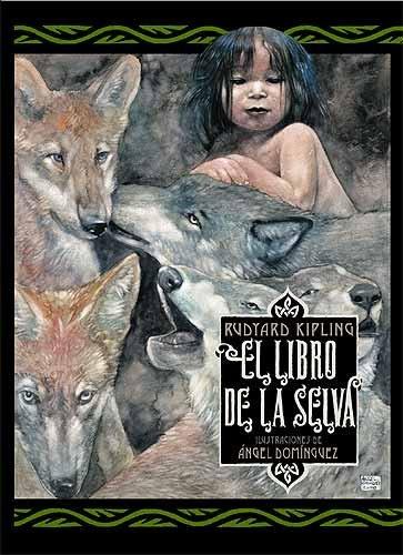 9788426137609: El Libro De La Selva / The Jungle Book (Spanish Edition)