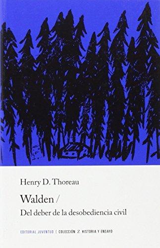 9788426137944: Walden y Del Deber de la desobediencia civil (HISTORIA)