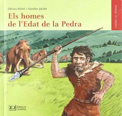 ELS HOMES DE L´EDAT DE LA PEDRA: HOLTEI - JACOBS.