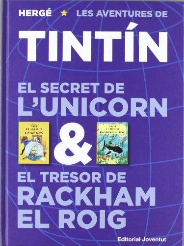 9788426138699: El secret de l'unicorni & El tresor de Rackham el Roig: album doble