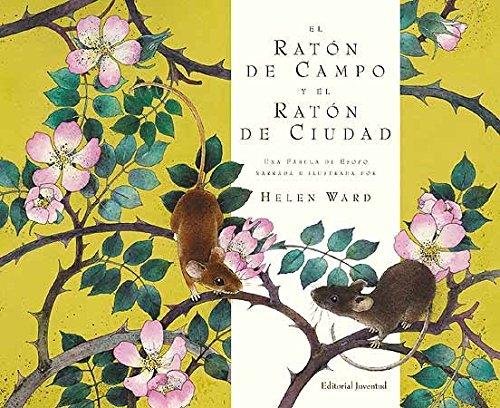 9788426139221: EL RATON DE CAMPO Y EL RATÓN DE CIUDAD (ALBUMES ILUSTRADOS)