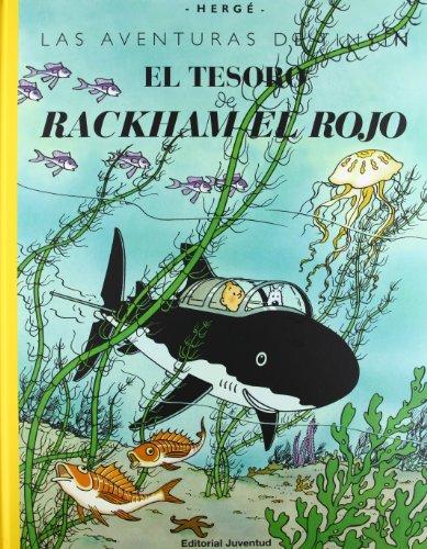 9788426139337: Las aventuras de Tintín. El tesoro de Rackham el rojo
