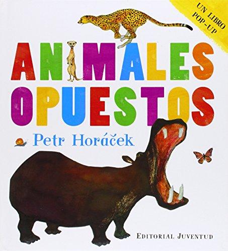 9788426139757: Animales opuestos (POP -UP BOOK) (Spanish Edition)